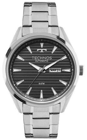 Relógio Technos Automático Masculino 8205NW/0P