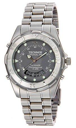 Relógio Technos Masculino Skydrive T20557/6C