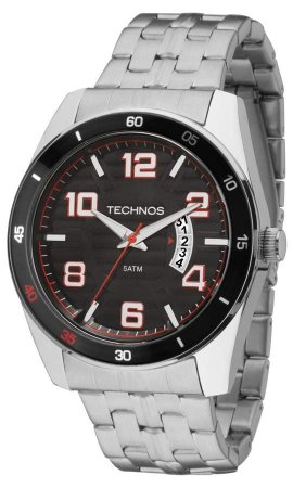 Relógio Technos Masculino 2115KSS/1P