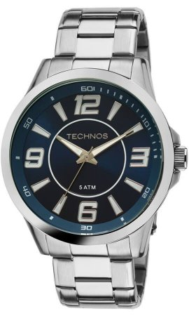 Relógio Technos Masculino 2036LNW/1A