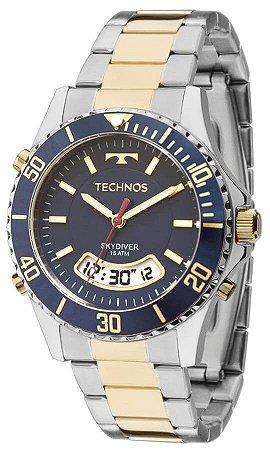 Relógio Technos Masculino Performance Skydiver T205JC/5A
