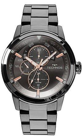 Relógio Technos Masculino 6P57AB/4P