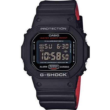 Relógio Casio G-Shock Masculino DW-5600HR-1DR