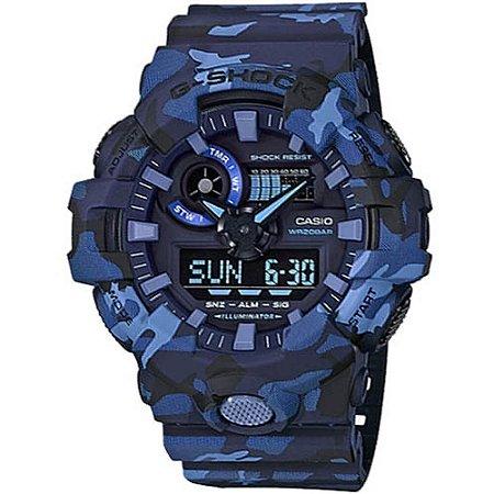 Relógio Casio G-Shock Masculino GA-700CM-2ADR