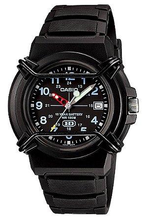 Relógio Casio Masculino Standard HDA-600B-1BVDF