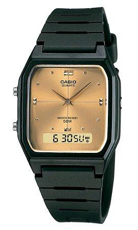 Relógio Casio Unissex AW-48HE-9AVDF