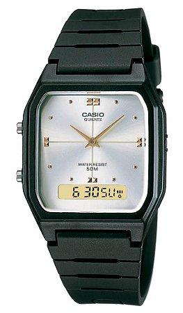 Relógio Casio Unissex AW-48HE-7AVDF
