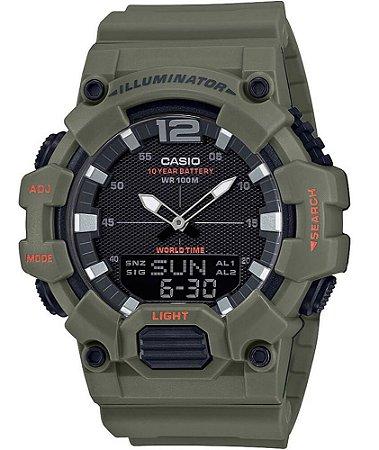 Relógio Casio Masculino HDC-700-3A2VDF