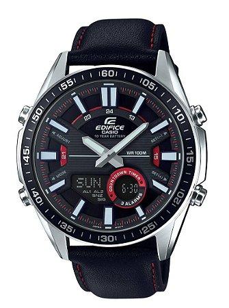 Relógio Casio Edifice Masculino EFV-C100L-1AVDF