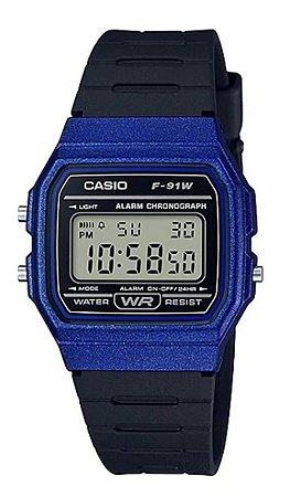 Relógio Casio F-91WM-2ADF
