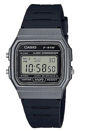 Relógio Casio F-91WM-1BDF