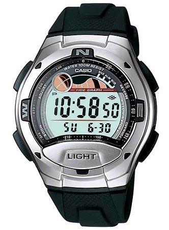 Relógio Casio Standard W-753-1AVDF