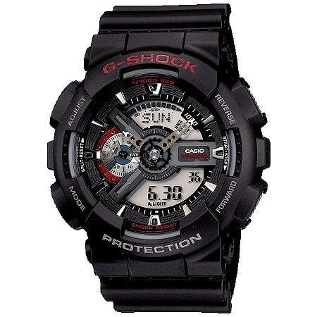 Relógio Casio G-Shock Masculino GA-110-1ADR