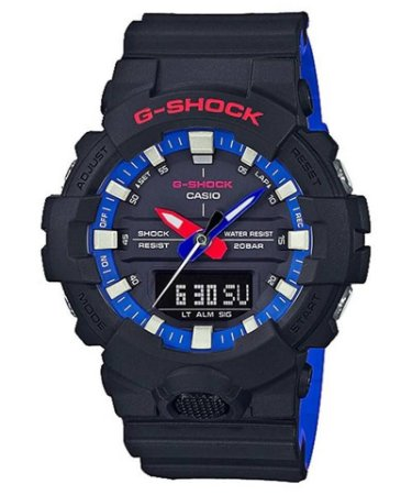 Relógio Casio G-Shock Masculino GA-800LT-1ADR