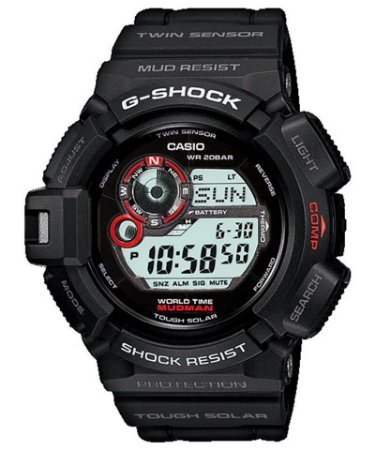 Relógio Casio G-Shock Masculino G-9300-1DR