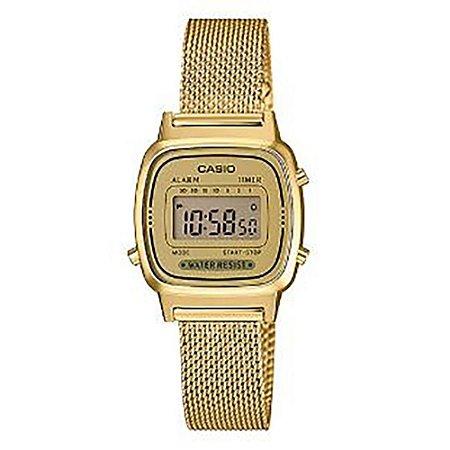 Relógio Casio Feminino Vintage LA670WEMY-9DF