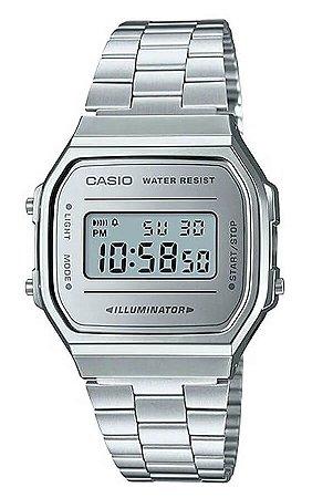 Relógio Casio Unisex Vintage A168WEM-7DF