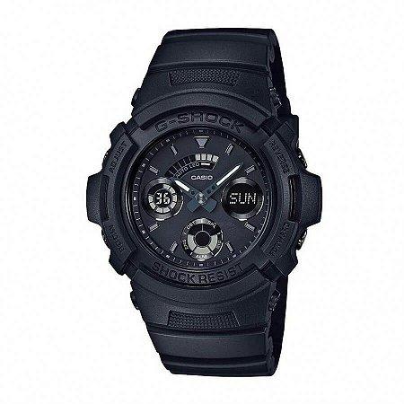 Relógio Casio G-Shock Masculino AW-591BB-1ADR