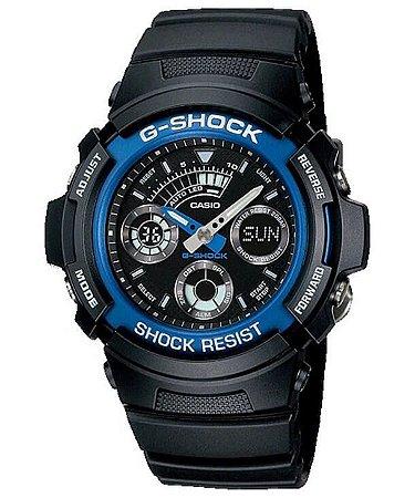 Relógio Casio G-Shock Masculino AW-591-2ADR