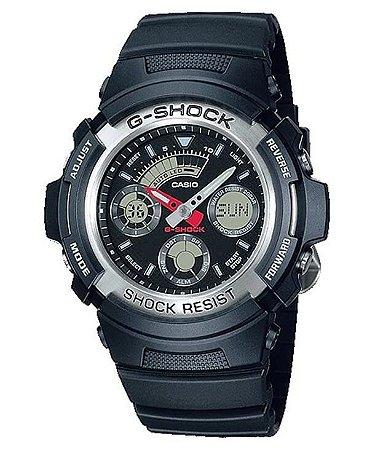 Relógio Casio G-Shock Masculino AW-590-1ADR