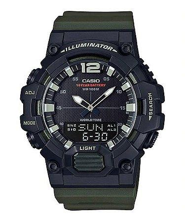 Relógio Casio Masculino HDC-700-3AV