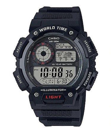 Relógio Casio Masculino AE-1400WH-1AV