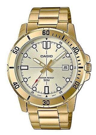 Relógio Casio Masculino MTP-VD01G-9EV