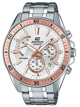 Relógio Casio Edifice Masculino EFR-552D-7AVUDF