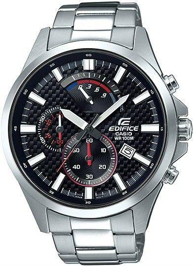 Relógio Casio Edifice Masculino EFV-530D-1AVUDF