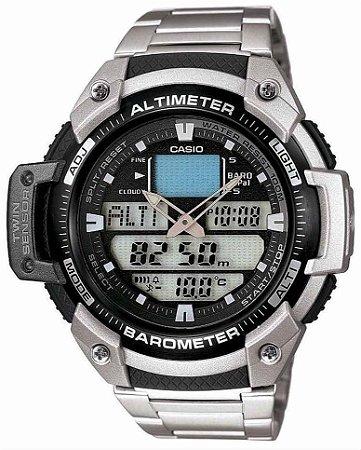 Relógio Casio Outgear Masculino SGW-400HD-1BVDR