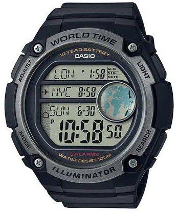Relógio Casio MasculinoAE-3000W-1AVDF