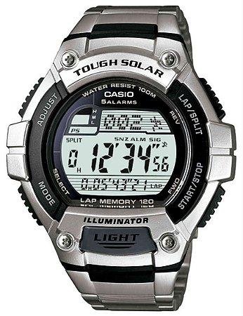 Relógio Casio Masculino Tough Solar W-S220D-1AVDF