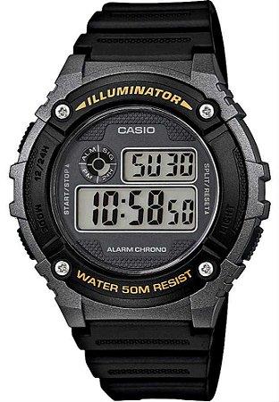 Relógio Casio Masculino W-216H-1BVDF