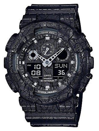 Relógio Casio G-Shock Masculino GA-100CG-1ADR