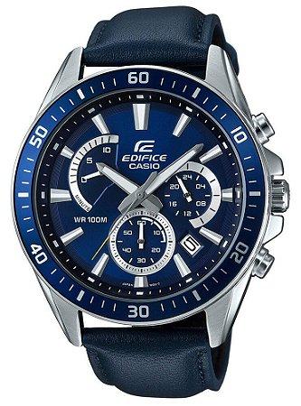 Relógio Casio Edifice Masculino EFR-552ZL-2AVDF