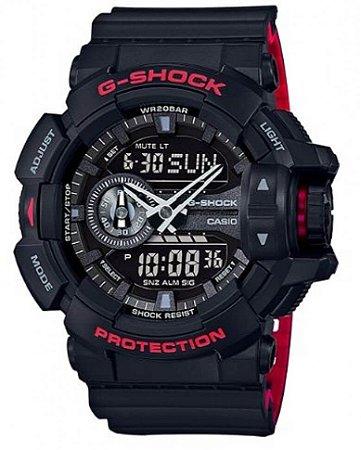 Relógio Casio G-Shock Masculino GA-400HR-1ADR