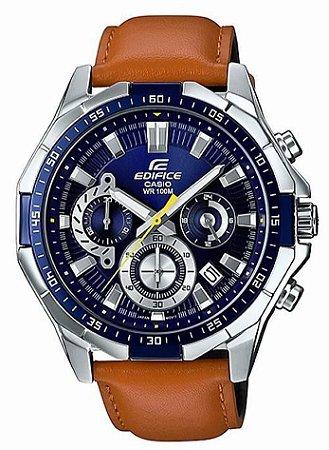 Relógio Casio Edifice Masculino EFR-554L-2AVUDF