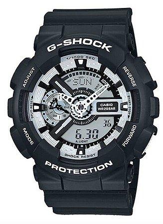 Relógio Casio G-Shock Masculino GA-110BW-1ADR
