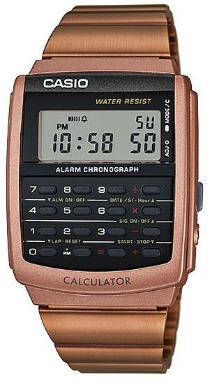 Relógio Casio Data Bank Masculino CA-506C-5ADF