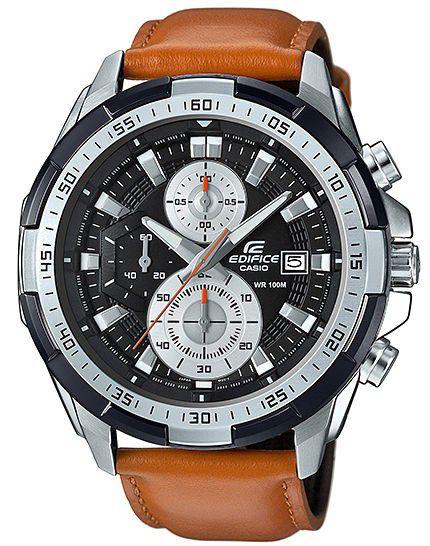 Relógio Casio Edifice Masculino EFR-539L-1BVUDF