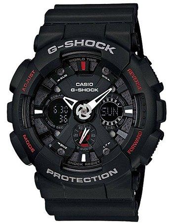 Relógio Casio G-Shock Masculino GA-120-1ADR