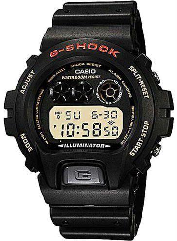 RELÓGIO CASIO MASCULINO G-SHOCK DW-6900G-1VQ