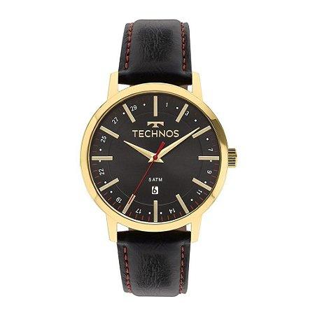 Relógio Technos Masculino Classic Steel 2115MMITDY/4P
