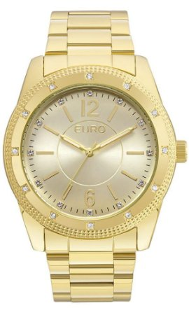 Relógio Euro Metal Glam EU2035YMO/4D