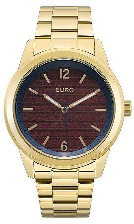 Relógio Euro Metal Trendy EU2033AM/4R