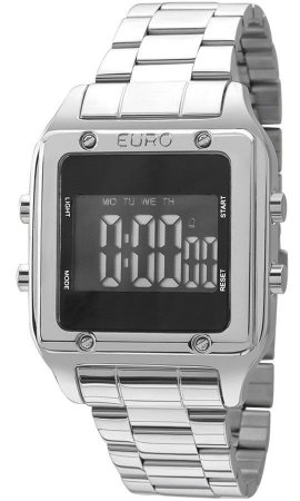 Relógio Euro Metal Trendy EUG2510AB/3P Digital