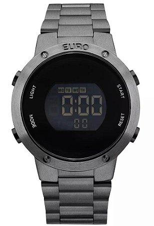 Relógio Euro Metal Trendy EUBJ3279AE/4K Digital