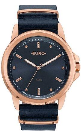 Relógio Euro Couro Trendy EU2035YNM/4A