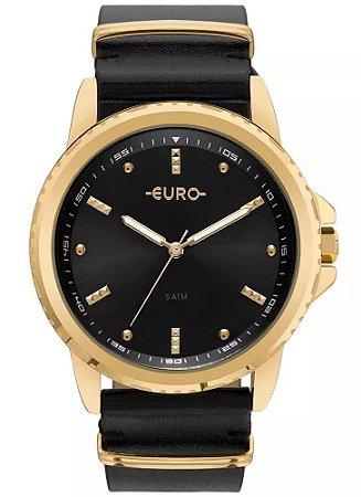 Relógio Euro Couro Trendy EU2035YNN/4P