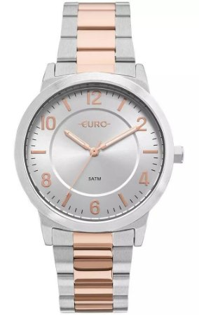 Relógio Euro Metal Trendy EU2036YLW/5K